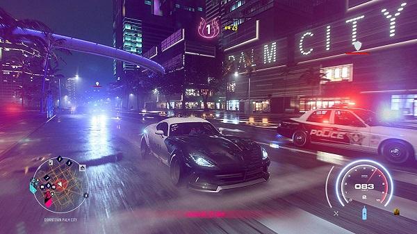 Need for Speed Heat для Xbox One русская версия игры