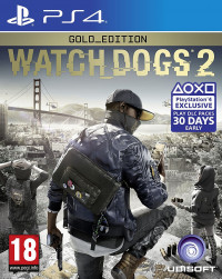 Watch Dogs 2 Gold Edition (PS4)