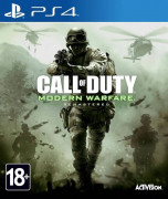Call Of Duty Modern Warfare Remastered русская версия (PS4)