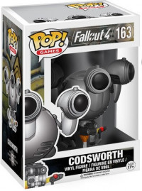 POP! Vinyl Fallout Codsworth