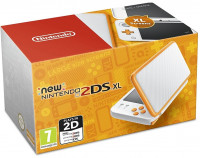 New Nintendo 2DS XL + Luma3DS прошивка (64 GB)