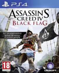 Assassins Creed 4 Black Flag (PS4)