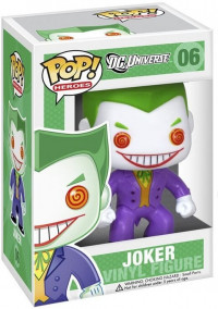 POP! Vinyl: DC The Joker