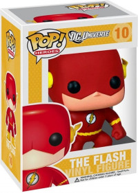 POP! Vinyl: DC The Flash