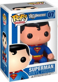 POP! Vinyl: DC Superman