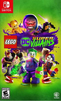 Lego DC Supervillains (Nintendo Switch)