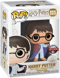 POP! Vinyl: Harry Potter Harry in Invisibility Cloak