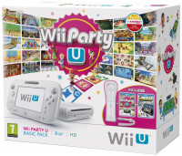 Wii U 8GB Basic Pack Wii Party U