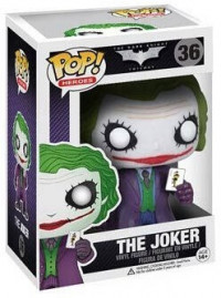 POP! Vinyl: DC Dark Knight Joker