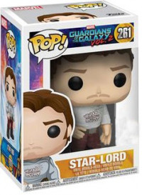 POP! Bobble: Marvel Guardians of the Galaxy 2 Star-Lord 4