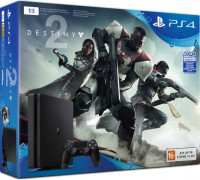 Sony PlayStation 4 1Tb + Destiny 2