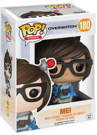 POP! Vinyl Games Overwatch: Mei