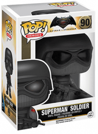 POP! Vinyl: DC BvS Superman Soldier