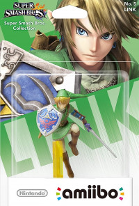 Amiibo Super Smash Bros. Link (Nintendo Switch)