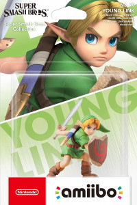 Amiibo Super Smash Bros. Young Link (Nintendo Switch)