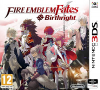 Fire Emblem Fates Birthright (3DS)