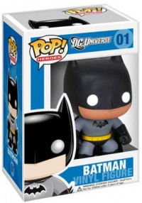POP! Vinyl: DC Black Batman