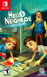 Hello Neighbor Hide and Seek (Nintendo Switch)