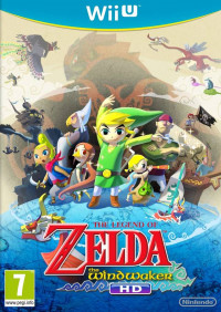 The Legend of Zelda The Wind Waker HD (Wii U)
