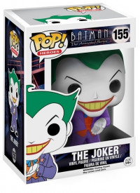 POP! Vinyl: DC Batman Animated BTAS Joker