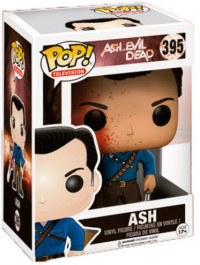 POP! Vinyl Ash vs Evil Dead: Ash Battle Damaged