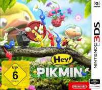 Hey! Pikmin (Nintendo 3DS)