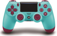 Dualshock 4 V2 Berry Blue