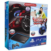 Playstation 3 Super Slim GT5, Праздник Спорта 2, Move Starter Pack