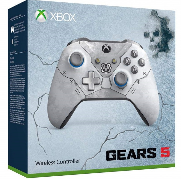 Xbox One Controller Gears 5 Kait Diaz Limited Edition