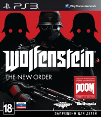 Wolfenstein: New Order (PS3)