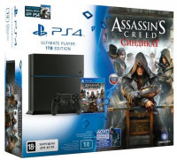 Sony PS4 1TB Assassins Creed Syndicate (+Watchdogs)
