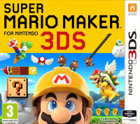 Super Mario Maker (3DS)