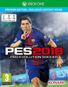 Pro Evolution Soccer 2018 (PES 2018) (Xbox One)