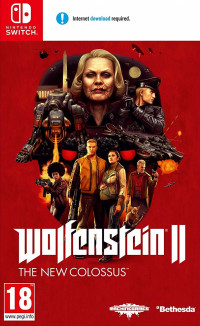 Wolfenstein 2 (Nintendo Switch)