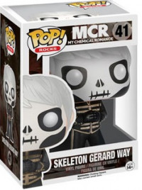 POP! Vinyl: MCR Skeleton Gerard Way