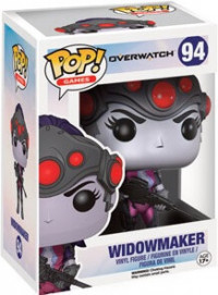 POP! Vinyl: Overwatch Widowmaker