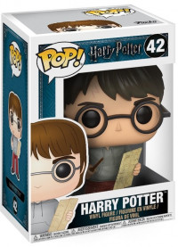 POP! Vinyl Harry Potter: Harry w/ Marauders Map