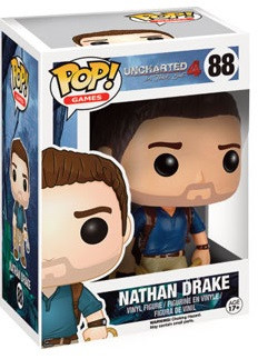 POP! Vinyl Uncharted Nathan Drake фигурка