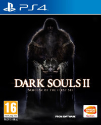 Dark Souls 2 Scholar of the First Sin (PS4)