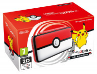 New Nintendo 2DS XL Poké Ball
