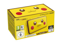 New Nintendo 2DS XL Pikachu