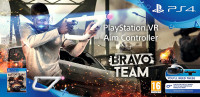 Bravo Team + Sony PlayStation VR Aim Controller (PS4 VR)