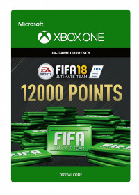 FIFA 18 Ultimate Team 12000 Points Xbox One ключ