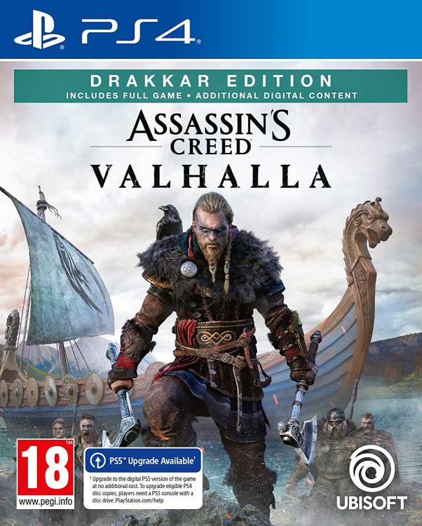 Assassin's Creed Valhalla | Вальгалла (PS4)
