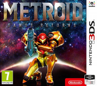 Metroid Samus Returns (3DS/2DS)