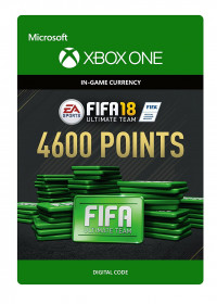 FIFA 18 Ultimate Team 4600 Points Xbox One ключ