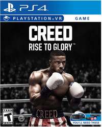 Creed Rise to Glory (PS4 VR)