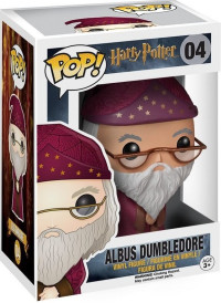 POP! Vinyl: Harry Potter Albus Dumbledore
