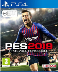 Pro Evolution Soccer 2019 (PES 2019) (PS4)