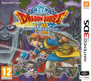 Dragon Quest VIII Journey of the Cursed King (3DS)